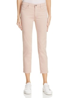 AG Prima Crop Skinny Jeans in Pink Reverie - 100% Exclusive
