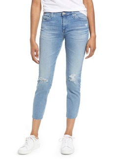 AG Adriano Goldschmied AG Prima Crop Skinny Jeans (Nordstrom Exclusive)
