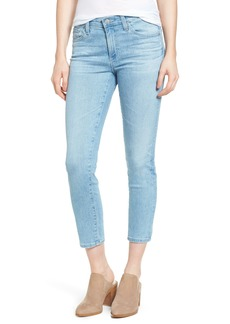 AG Prima Distressed Crop Cigarette Jeans (20 Years Oceana)