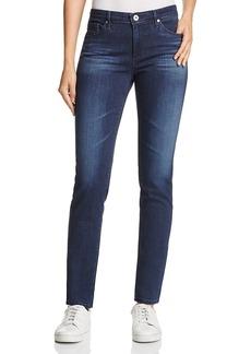 Ag Prima Mid-Rise Cigarette Jeans in Gallant