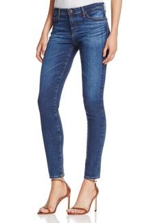 AG Prima Mid Rise Cigarette Jeans in Workroom