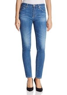 Ag Prima Mid-Rise Jeans in 14 Years Blue Nile - 100% Exclusive