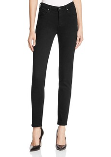 AG Prima Mid Rise Jeans in Black