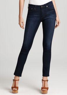 AG Prima Mid Rise Jeans in Jetsetter