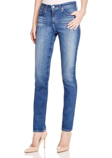 AG Prima Mid Rise Jeans in Solitude