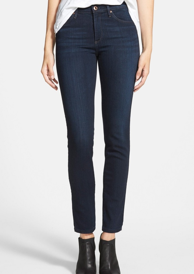 AG Adriano Goldschmied AG 'Prima' Mid Rise Skinny Jeans (Jet Setter)