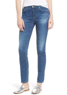 AG 'Prima' Skinny Jeans (14 Year Blue Nile)