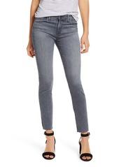 AG Adriano Goldschmied AG Prima Slit Raw Hem Ankle Skinny Jeans
