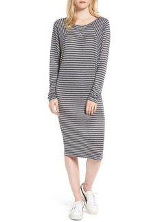 AG Adriano Goldschmied AG Raglan Midi Dress