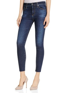 AG Rev Cropped Skinny Jeans in Two Years Beginnings