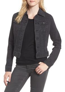 AG 'Robyn' Crop Denim Jacket