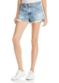 AG Sadie Cutoff Denim Shorts in Ingenue