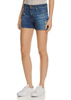 Ag Sadie Denim Shorts in 8 Years Misty Dawn