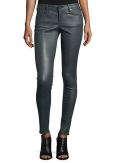 AG Skinny Leather Leggings