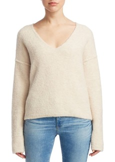 AG Adriano Goldschmied Skye V-Neck Sweater
