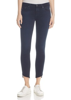 Ag Slant-Hem Jeggings in 2 Years Origin
