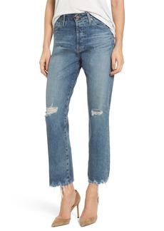 AG Sloan Crop Jeans (18 Years Landslide)