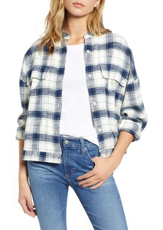 AG Adriano Goldschmied AG Smith Plaid Shirt Jacket