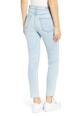AG Adriano Goldschmied AG Sophia High Waist Ankle Skinny Jeans (26 Years Sanguine)