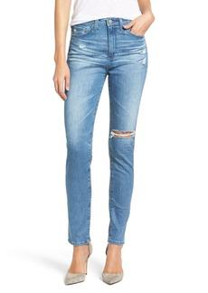 AG 'Sophia' High Rise Skinny Jeans
