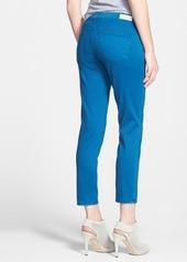 AG Adriano Goldschmied AG 'Stilt' Crop Cigarette Jeans (Full Moon Blue)