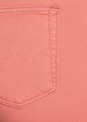 AG Adriano Goldschmied AG 'Stilt' Crop Cigarette Jeans (Worn Henna)