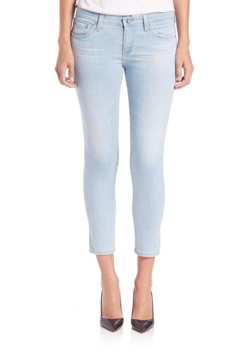 AG Adriano Goldschmied AG Stilt Crop Jeans