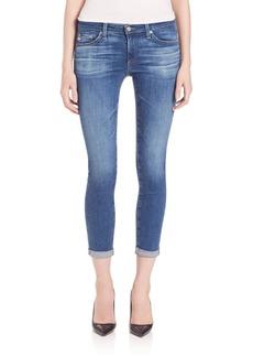 AG Stilt Roll-Up Jeans