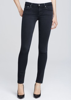 AG Stilt Jeans in Two Years Carbon