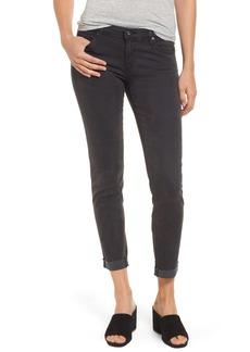 AG Stilt Skinny Jeans (Rustic Black)