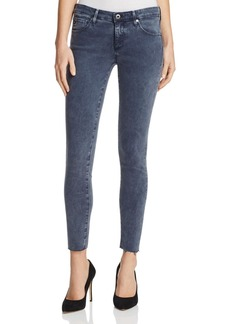 AG Super Skinny Ankle Jeans in Interstellar After Dark
