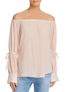 AG Talluah Off-the-Shoulder Top