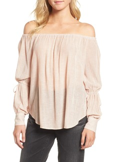 AG Adriano Goldschmied AG Tallulah Off the Shoulder Blouse
