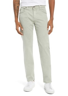 AG Adriano Goldschmied AG Tellis Men's Slim Fit Pants (Sulfur Natural Agave)