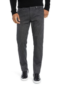 AG Adriano Goldschmied AG Tellis Modern Slim Fit Plaid Pants