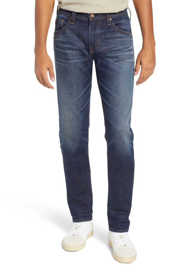 AG Adriano Goldschmied AG Tellis Slim Fit Jeans (3 Years Bedlum)