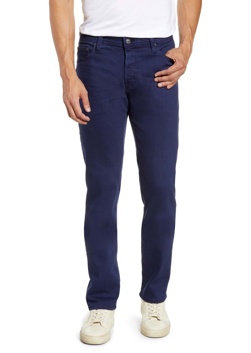 AG Adriano Goldschmied AG Tellis Slim Fit Jeans (7 Years Carpo Ink)