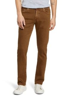 AG Adriano Goldschmied AG Tellis Slim Fit Jeans (7 Years Lepus Brown)