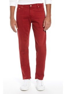 AG Adriano Goldschmied AG Tellis Slim Fit Jeans (7 Years Red)