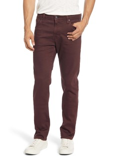AG Adriano Goldschmied AG Tellis Slim Fit Jeans (7 Years Scarlett Currant)