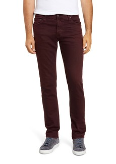 AG Adriano Goldschmied AG Tellis Slim Fit Jeans (7 Years Sulfur Boysenberry)