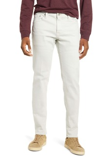 AG Adriano Goldschmied AG Tellis Slim Fit Jeans (7 Years Sulfur Pale Smoke)