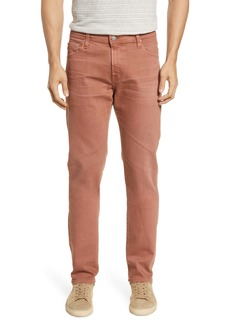 AG Adriano Goldschmied AG Tellis Slim Fit Jeans (7 Years Sulfur Worn Copper)