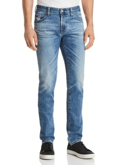 AG Adriano Goldschmied AG Tellis Slim Fit Jeans in 22 Years Gonzo