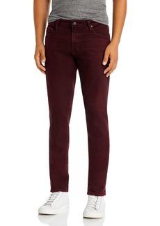 AG Adriano Goldschmied AG Tellis Slim Fit Jeans in Boysenberry