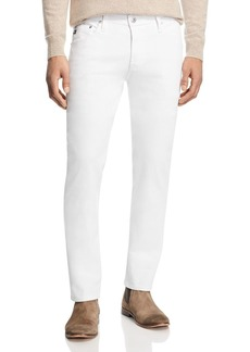 AG Adriano Goldschmied AG Tellis Slim Fit Jeans in White