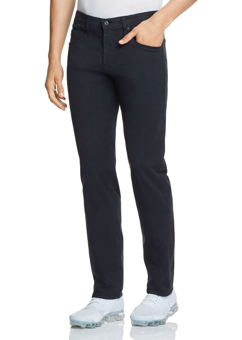 AG Adriano Goldschmied AG Tellis Slim Fit Pants in Midnight Navy