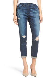 AG 'The Beau' High Rise Slouchy Skinny Jeans (14 Years Loop Hole)