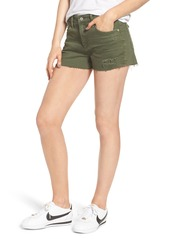 AG Adriano Goldschmied AG The Bryn High Waist Cutoff Denim Shorts