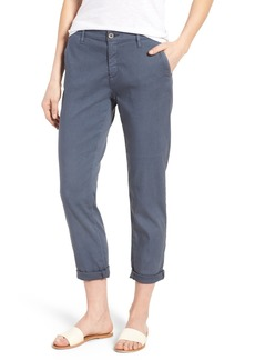 AG The Caden Crop Slim Trousers
